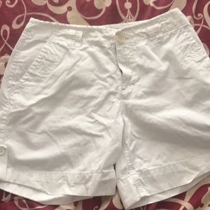 Pants - White shorts size 10